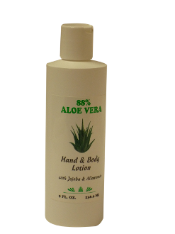 Aloe Vera Hand & Body Lotion Natural